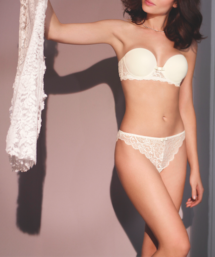 French luxury bridal lingerie
