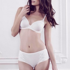 VANITY FAIR - smart - moulded bra
