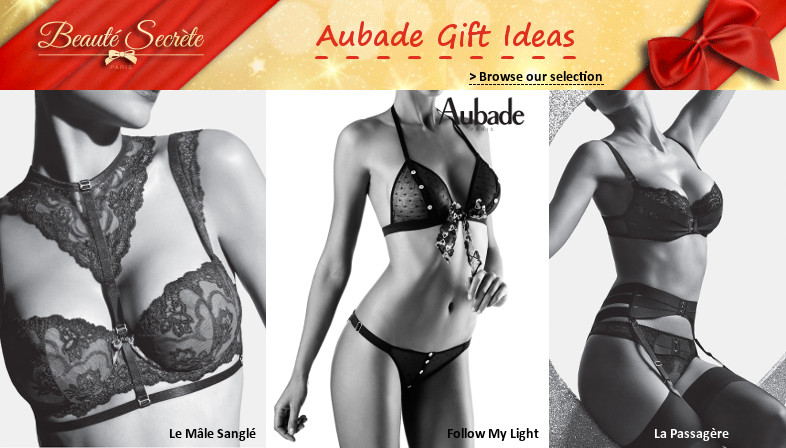 Aubade gift ideas